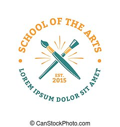 School of the arts - Logo design for school of the arts with...