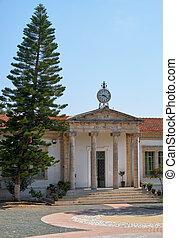 School of Timios Stavros. Pano Lefkara. Larnaca District. Cyprus