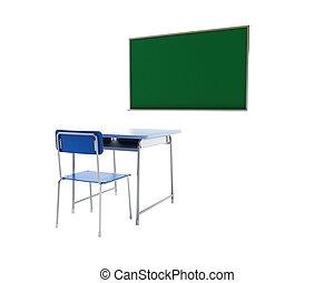school rooom