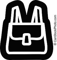 school satchel icon
