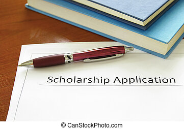 application form - school scholarship application form and...