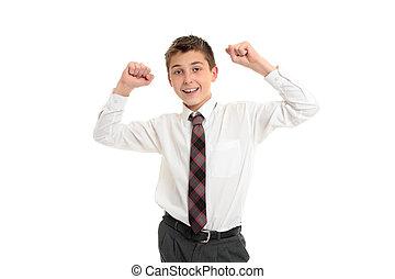 School student accomplishment, success