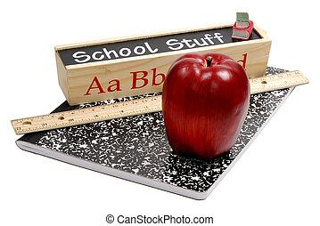 School Stuff - Various School Related Items / Back To School...