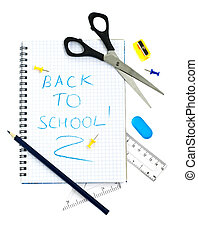 School supply set
