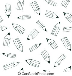 school white pattern