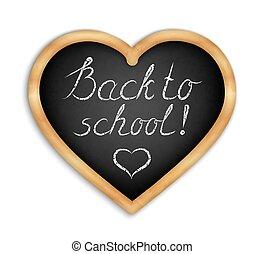 school3, quadro-negro, -, costas