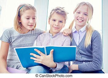 schoolkids, groupe