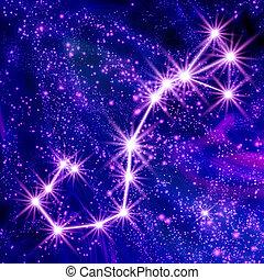 schorpioen, constellatie