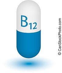 schot., b12, vitamine