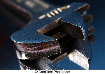 schraubenschlüssel, verstellbar