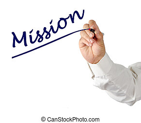 schreibende, mission