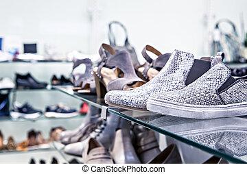 Schuh, kaufmannsladen