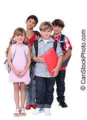 Schule, Kinder