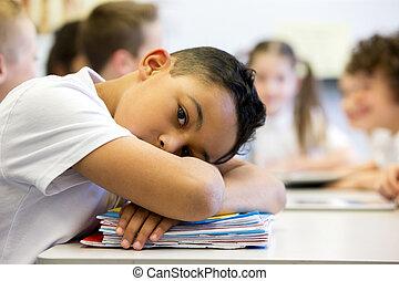 schule, sruggling