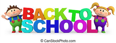 Schule, zurück