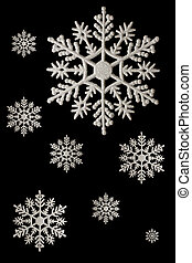 stockfotografien von sanft schwarz schneeflocken hintergrund silber csp3563149 suche nach. Black Bedroom Furniture Sets. Home Design Ideas