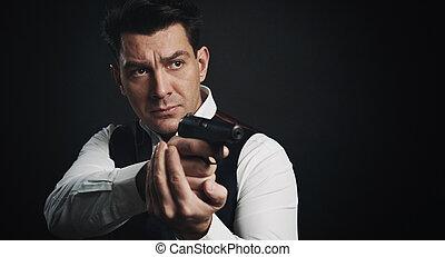 Schwarzer Fbi Agent Verhaftet