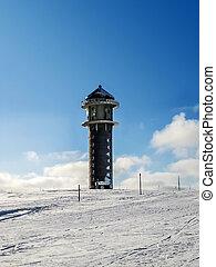 schwarzwald, feldbergturm