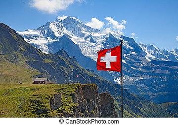 schweizerische markierung