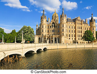 Schwerin in Germany