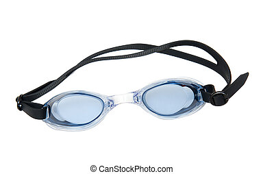 schwimmen, brille
