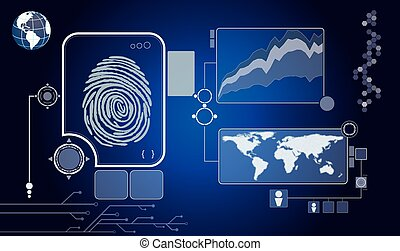 Interface - Sci Fi Futuristic User Interface