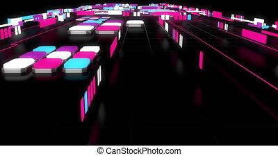 Sci-fi maze 1