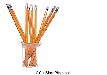 Science Class Pencils