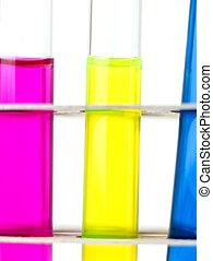chemistry lab glassware equipment