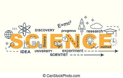 SCIENCE concept.