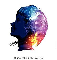 science, esprit