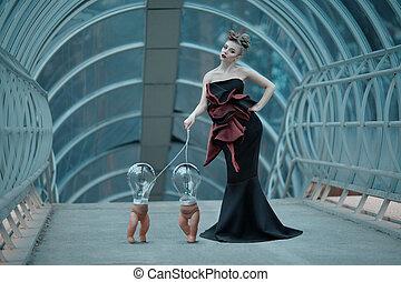 Science fiction fashion