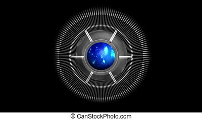 Science Fiction Machine Loop