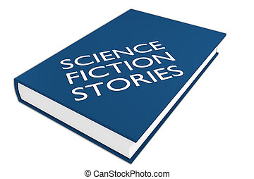 Science Fiction Stories concept