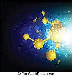 science fission element concept