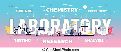 Science Laboratory Research Composition