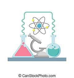 science laboratory tools