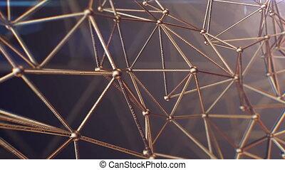 """""""science, modèle, moléculaire, adn, structure"""""""