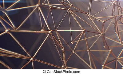 """Science Molecular DNA Model Structure"""