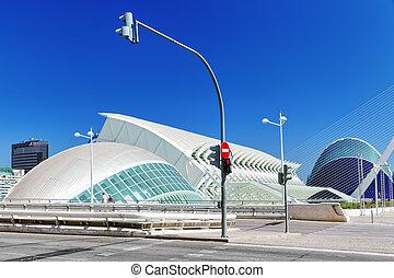 Science Museum (El Museu de les Ciencies Principe Felipe) - ...