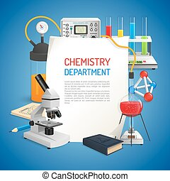 Science Realistic Background
