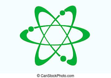 Science Symbol - Photgraph of a science symbol