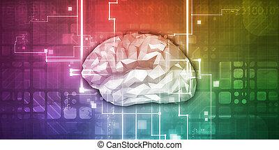 science, technologie, cerveau