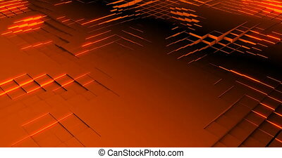 Science Technology Engineering with Cubes Abstract Background