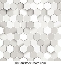 sciense, vector, seamless, patrón