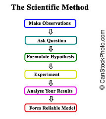 Scientific Method: From observation to model