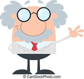 scientifique, rigolote, prof, ou
