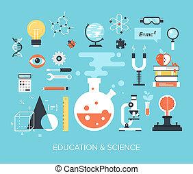 scienza, educazione