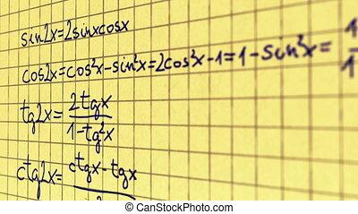 scienza, matematica, 10