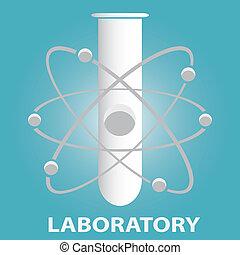scienza, medico, salute, fondo, cura